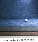 Blue Jeans Dark Background....