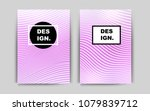 light pink vector cover for...