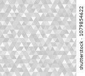 seamless triangle pattern....   Shutterstock .eps vector #1079854622