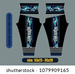 leggings pants fashion... | Shutterstock .eps vector #1079909165