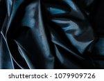 abstract dark blue background....   Shutterstock . vector #1079909726