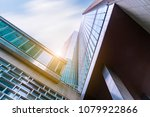 the architectural landscape of... | Shutterstock . vector #1079922866