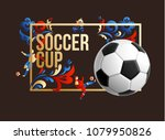 football background place for... | Shutterstock .eps vector #1079950826
