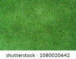 artificial green grass...   Shutterstock . vector #1080020642