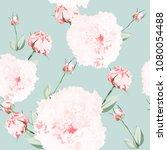 seamless pattern of vector... | Shutterstock .eps vector #1080054488