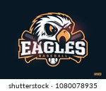 modern professional emblem... | Shutterstock .eps vector #1080078935