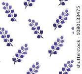 leaves set isolated on white... | Shutterstock .eps vector #1080133475