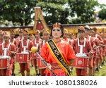 toraja  sulawesi selatan  ...   Shutterstock . vector #1080138026