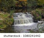 Small photo of River Dodder Weir , Dublin , Ireland