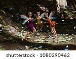 3d rendering of a fairies... | Shutterstock . vector #1080290462