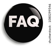faq frequently asked questions... | Shutterstock . vector #1080299546