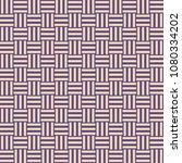 seamless striped vector fabric... | Shutterstock .eps vector #1080334202