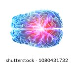 3d rendered  medically accurate ... | Shutterstock . vector #1080431732