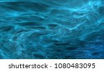 water background. abstract blue ... | Shutterstock . vector #1080483095