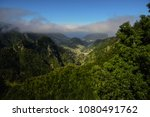 beautiful island madeira | Shutterstock . vector #1080491762