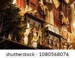 strasbourg  france   december... | Shutterstock . vector #1080568076