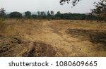 fellow land  useless land non... | Shutterstock . vector #1080609665
