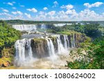 Beautiful  View Of Iguazu Fall...