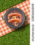 vector realistic 3d... | Shutterstock .eps vector #1080666848