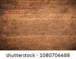 old grunge dark textured wooden ... | Shutterstock . vector #1080706688