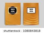 light orange vector cover for...