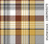 orange brown fabric texture... | Shutterstock .eps vector #1080905075