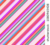 retro bright colorful seamless... | Shutterstock . vector #1080965408