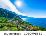 view on the northern coast by... | Shutterstock . vector #1080998552