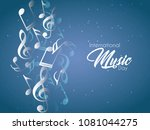 nice and beautiful abstract or...   Shutterstock .eps vector #1081044275