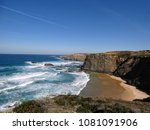 beach in vicentine coast... | Shutterstock . vector #1081091906