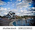 poitiers  france futuroscope  ... | Shutterstock . vector #1081223012