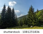 amazing landscape of begovitsa... | Shutterstock . vector #1081251836