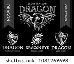 Dragon Emblem  Illustration ...