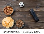 chips  crackers  snacks  snacks ... | Shutterstock . vector #1081291292