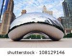 Chicago  Il   Oct 6  Cloud Gat...