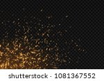vector realistic isolated fire... | Shutterstock .eps vector #1081367552