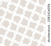 vector seamless pattern with... | Shutterstock .eps vector #1081416056