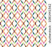 rhombus background. geometric... | Shutterstock .eps vector #1081441562