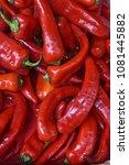 pile of vegetable   Shutterstock . vector #1081445882