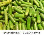 pile of vegetable   Shutterstock . vector #1081445945