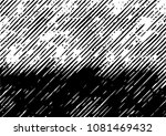 black and white grunge dust... | Shutterstock .eps vector #1081469432