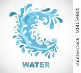 abstract vector illustration of ...   Shutterstock .eps vector #108154805