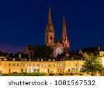 chartres  france   may 21  2017 ... | Shutterstock . vector #1081567532