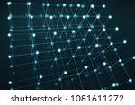 internet communication  big...   Shutterstock .eps vector #1081611272