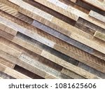 aged wood. seamless pattern... | Shutterstock . vector #1081625606