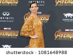 Evangeline Lilly At The...
