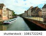 strasbourg  france   august 13  ... | Shutterstock . vector #1081722242