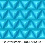 seamless blue ethno pattern...   Shutterstock .eps vector #1081736585
