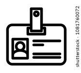 id icon vector pictogram mark...