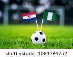 croatia   nigeria  group d ... | Shutterstock . vector #1081764752